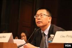 资料照:前中国维权律师滕彪