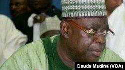 Gwamnan jihar Neja Dr Babangida Aliyu