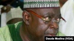 Dr. Muazu Babangida Aliyu gwamnan jihar Neja
