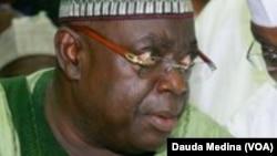 Gwamnan Jihar Neja Dr. Babangida Aliyu kuma dan PDP