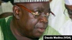 Gwamnan jihar Neja Babangida Aliyu
