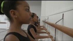 Історія унікальної балетної школи у Вашингтоні. Відео