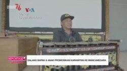 Reportase Weekend: Lagu Sajojo Dirilis di AS, Melestarikan Wayang Karawitan di Mancanegara dan Indonesia