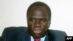 Le président burkinabè de transition, Michel Kafando, le 17 novembre 2014, à Ouagadougou