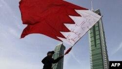 Анти-правительственные протесты в Бахрейне