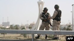 Bahreynli Protestocular İnci Meydanı'nda Toplandı