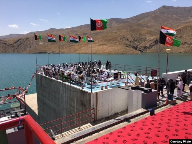 Iran Criticism of Afghan Dam Projects Draws Rebuke From Kabul Officials