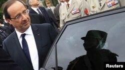 Francuski predsednik Fransoa Oland