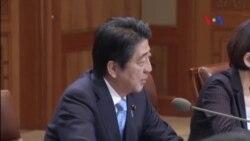 Nhật Bản muốn Mỹ, Hàn Quốc cùng hợp tác về Biển Đông