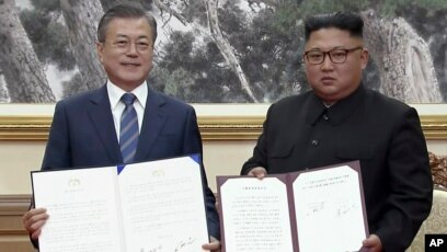 inter korea progress has us ready to resume north korea talks