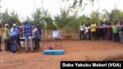 Yadda aka gudanar da zabe cikin lumana a Ghana