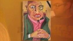 نمایشگاه جدید علی چیتساز، «پسر بد» نقاشی معاصر