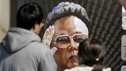 تصویری از رهبر کره شمالی