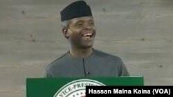 Farfesa Yemi Osinbajo, mataimakin shugaban Najeriya