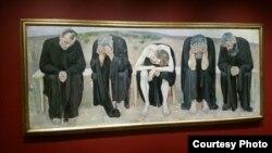 Фердинанд Ходлер. «Разочарованные». 1892 г. Photo: Oleg Sulkin