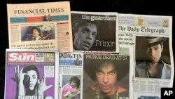 """El tema más vendido fue """"Purple Rain"""" y el disco de mayor demanda es """"The Very Best of Prince""""."""
