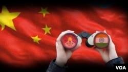 Nghi can gián điệp Trung Quốc bị bắt tại khu vực của người Tây Tạng ở New Delhi.