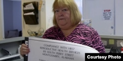 """June Ayers, abortion clinic owner interviewed in documentary """"Trapped"""""""