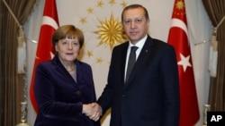 یک گزارش محرم حکومت آلمان اردوغان و حکومت ترکیه را حامی دهشت افگنان قلمداد کرده است
