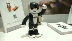 RoBoHon, robot celular