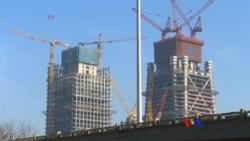 2016-01-19 美國之音視頻新聞: IMF表示中國經濟將拖累全球經濟增長