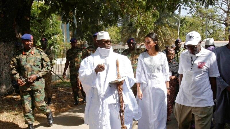 Report de la remise du rapport sur les crimes présumés de l'ex-président Jammeh