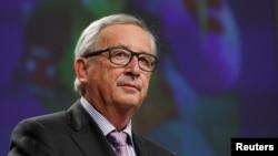 ژان کلود یونکر رئیس کمیسیون اروپایی - آرشیو