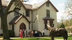Kuća u kojoj je Ejbraham Linkoln provodio svoj odmor