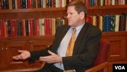 Phó Giám đốc Châu Á của Human Rights Watch Phil Robertson