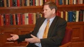 Ông Phil Robertson, Phó Giám đốc phụ trách Châu Á thuộc Tổ chức Theo dõi Nhân quyền Human Rights Watch