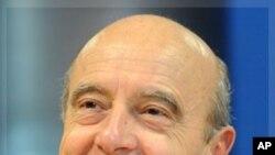法國外交部長阿蘭.朱佩