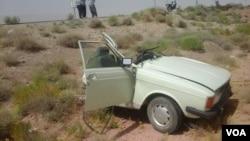 فروش خودروهایی که از اتصال دو تکه از اتومبیل های تصادفی سرهم می شود، بدون اطلاع خریدار، در ایران باب شده