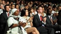 第18届国际艾滋病大会闭幕式观众席