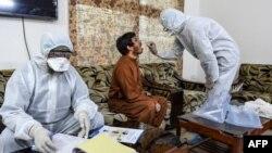 په بلوچستان کې د صحت د محکمې چارواکي وايي په صوبه د کرونا وایرس پېښې بیا په زیاتېدو دي