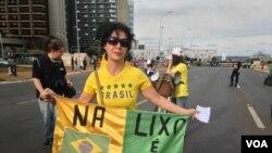 ເຕະບານໂລກ ທີ່ Brasilia