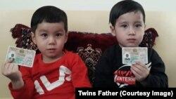 اوباما و پوتین فرزندان دوگانگی یک خانواده در دایکندی