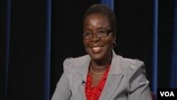 Dr Juliette Koudenoukpo Biao, directrice du Bureau Afrique du Programme des Nations Unies pour l'environnement.