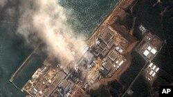 후쿠시마 원전 폭발 현장
