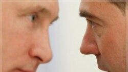 اعلام نامزدی پوتین برای انتخابات ریاست جمهوری روسیه