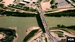 La construcción del puente demandó una inversión de 140 millones de dólares por parte de Estados Unidos y 53 millones de México.