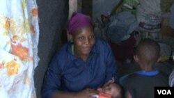 Danijela Luc, majka