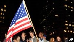 امریکہ: 'آکیوپائے بوسٹن' مظاہرے کے درجنوں شرکاء گرفتار