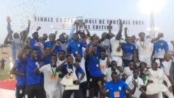 Sport: Faracolo gnanadje Stade Malien de Bamako remporte la 60 ème édition de la Coupe du Mali.