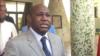 Zéphirin Diabré, président de l'Union pour le progrès et le changement (UPC) et chef de file de l'opposition burkinabè, à Ouagadougou, au Burkina, le 19 avril 2018. (VOA/Lamine Traoré)
