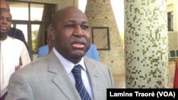 Le ministre de la réconciliation du Faso a rencontré Blaise Compaoré à Abidjan