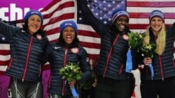 Чернокожие спортсмены покоряют зимние виды спорта