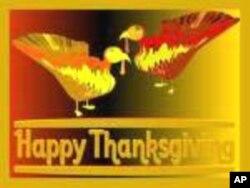 Bonne fête de Thanksgiving !