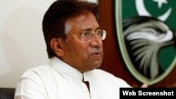 Pervez Musharraf tsohon shugaban kasar Pakistan