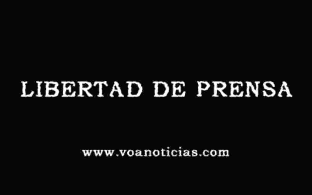 Libertad de Prensa 2011