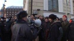 Задержания в Санкт-Петербурге